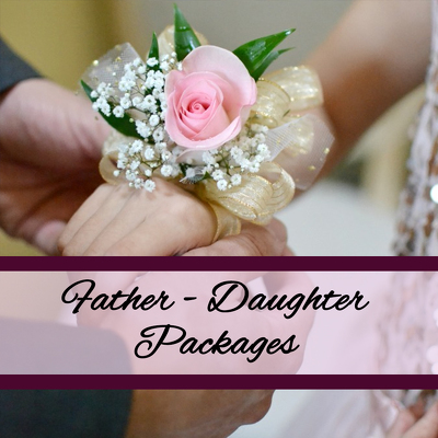 Father-Daughter Packages from Marion Flower Shop in Marion, OH