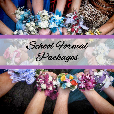 School Formal Packages from Marion Flower Shop in Marion, OH