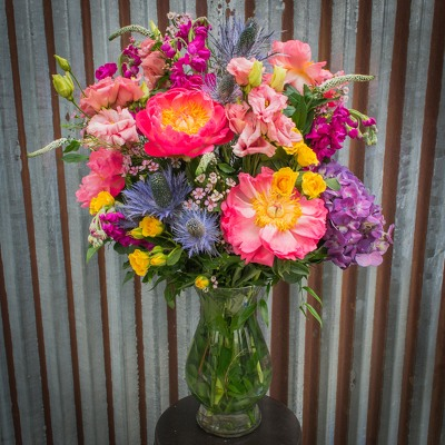 Custom Vase Arrangement - Call for Pricing from Marion Flower Shop in Marion, OH