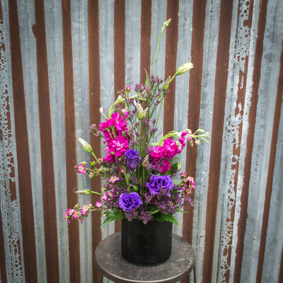 Keepsake Container Arrangement from Marion Flower Shop in Marion, OH